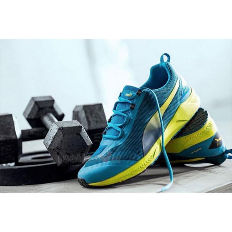Running Shoes Treadmill Test